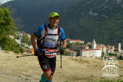100 Miles of Istria - red course - 171km