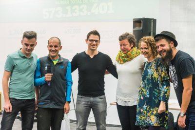 Walking Month editia a III-a - echipa UltraRunners - a treia zi pe rosu