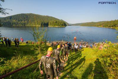 Endurace Triathlon Beliș 2018 - proba half