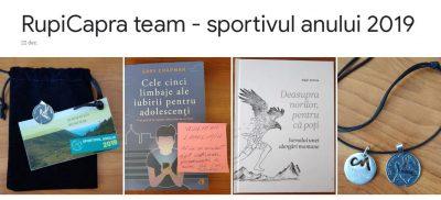 Un mix de sfârşit de an - sportivul anului RupiCapra Team, concursuri de orientare şi ultra EcoTrail Cluj