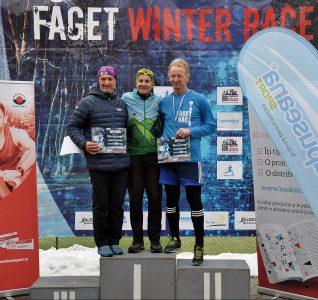 Început de an cu Făget Winter Race şi voluntariat