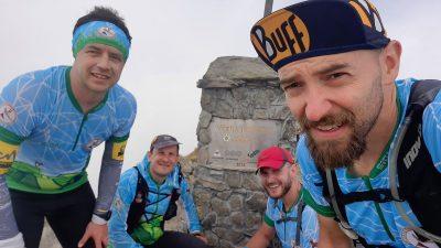 Un triatlon mai neobișnuit, o provocare Rupicapra Challenge