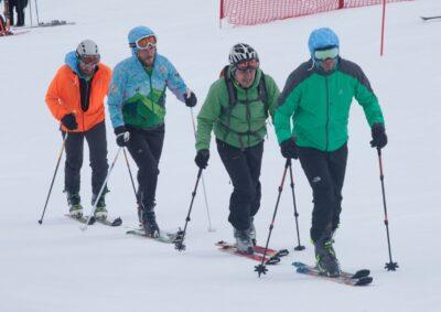 Provocarea 10k Vertical - ski tură, Cupa Busola de Aur - orientare și Memorialul Jokai Mor - MTB